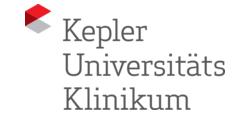 Logo Kepler Universitätsklinikum GmbH