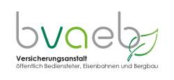 Logo Versicherungsanstalt öffentlich Bediensteter, Eisenbahnen und Bergbau  (BVAEB)
