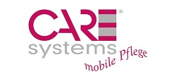 Logo CARE systems - mobile Hauskrankenpflege