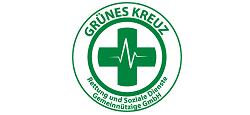 Logo Grünes Kreuz - Rettung und Soziale Dienste gemeinnützige Gmbh