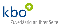 Logo kbo – Kliniken des Bezirks Oberbayern