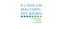 Logo  Klinikum Malcherhof Baden R-SKA Baden Betriebs-GmbH