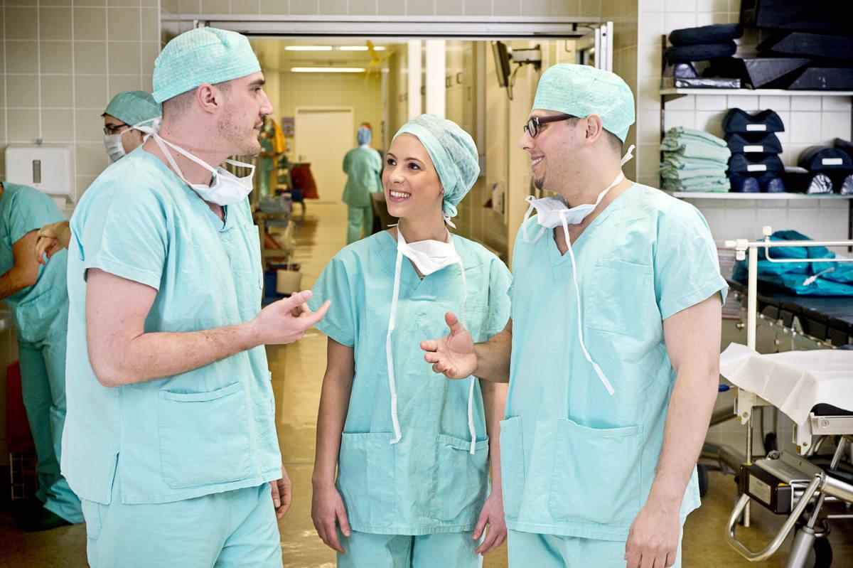 Krankenhaus Göttlicher Heiland Foto