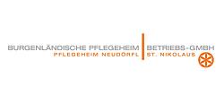 Logo Pflegeheim Neudörfl Burgenländische Pflegeheim Betriebs GmbH