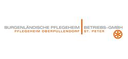 Logo Pflegeheim Oberpullendorf Burgenländische Pflegeheim Betriebs GmbH