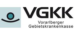Logo Vorarlberger Gebietskrankenkasse
